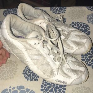 Kaepa Cheer Shoes - size 7.5 for sale